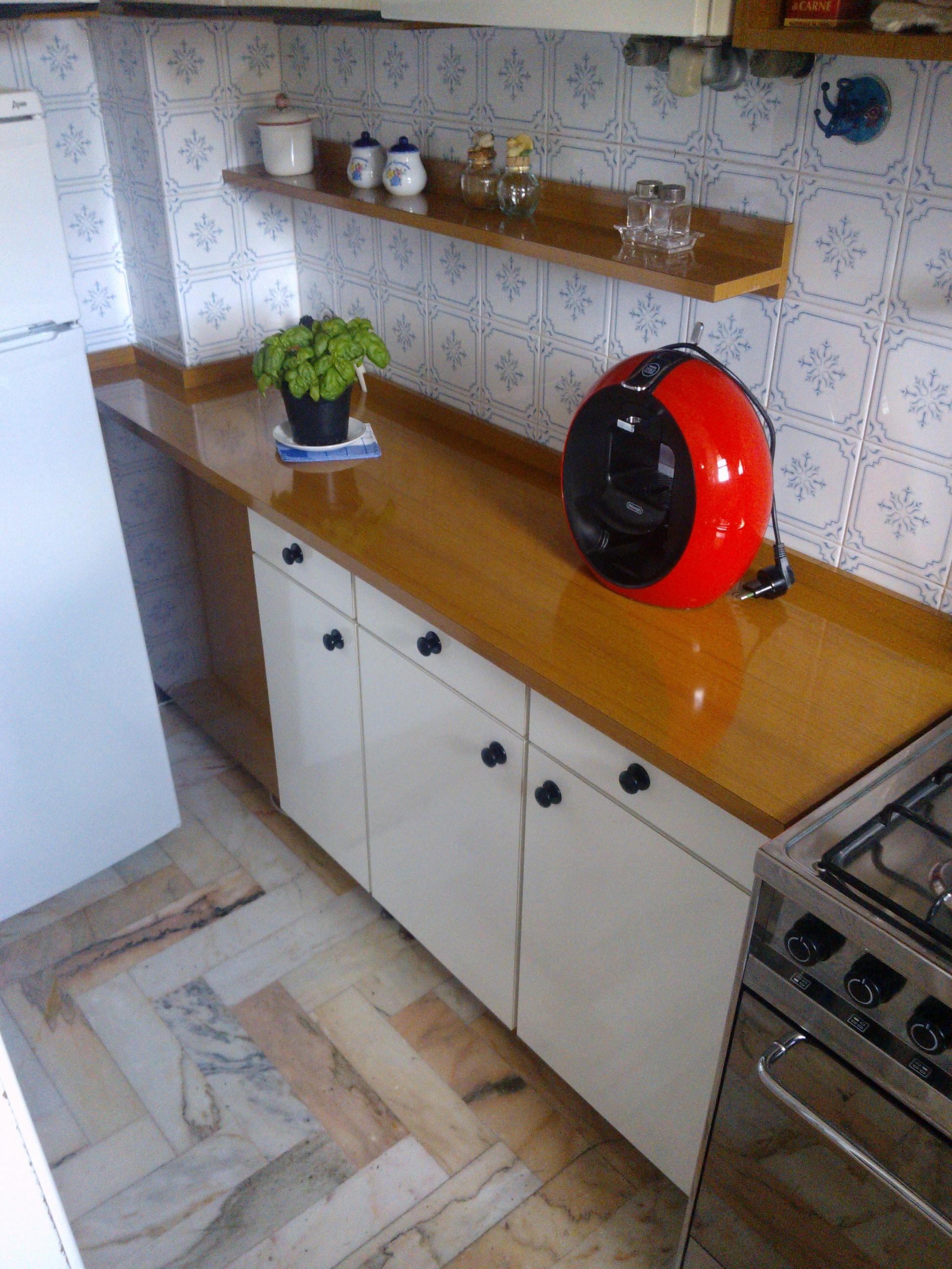 Mobili cucina su misura - Piano lavoro cucina ...