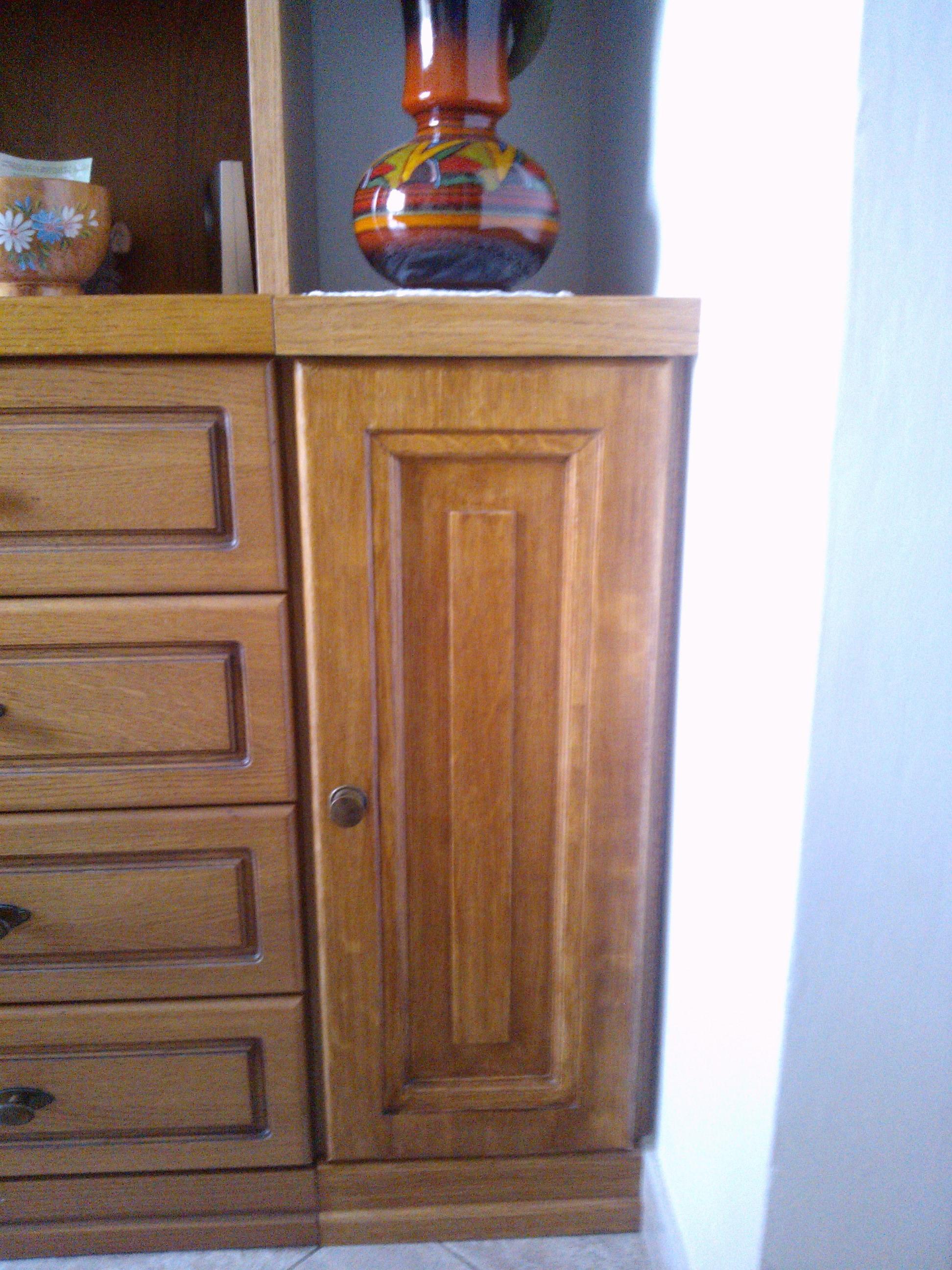Modulo Base Con Ripiano Su Misura Inserito In Base Gia Esistente In  #2652A5 1944 2592 Piano Di Lavoro Cucina Ikea Su Misura