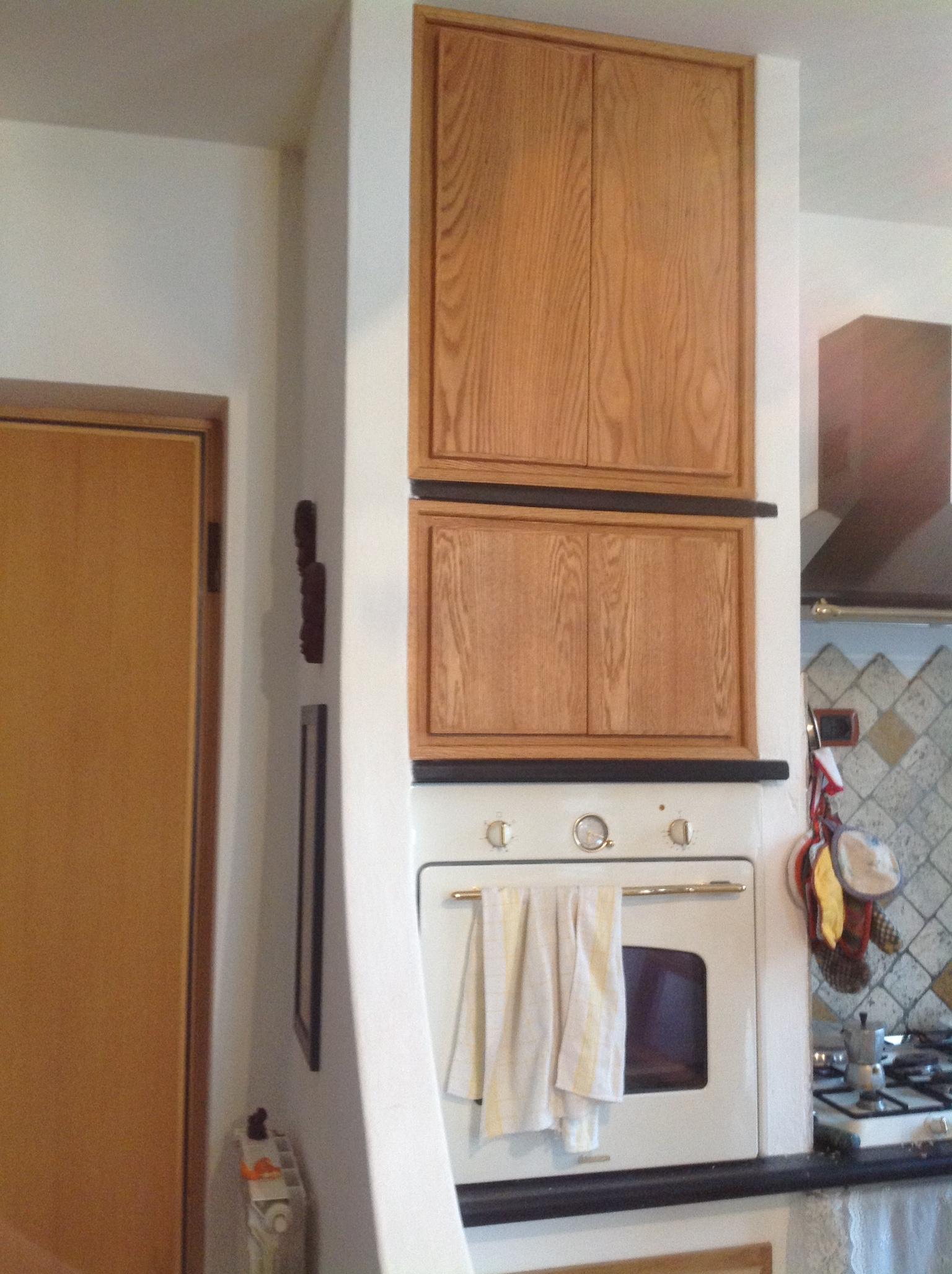 mobili cucina su misura - RebagliatiEmanuele.com