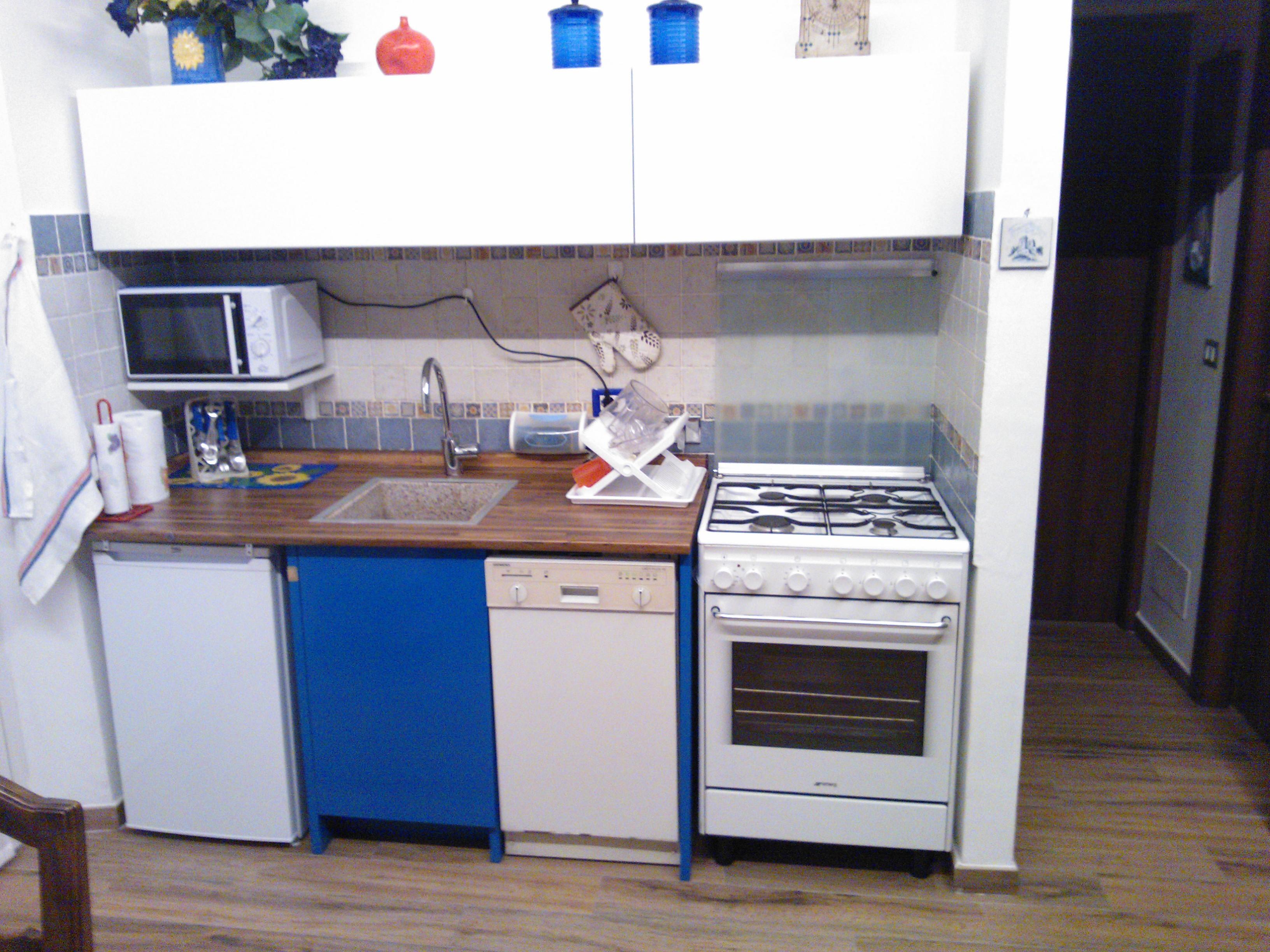 Mobili cucina su misura - Mobile lavabo cucina ...